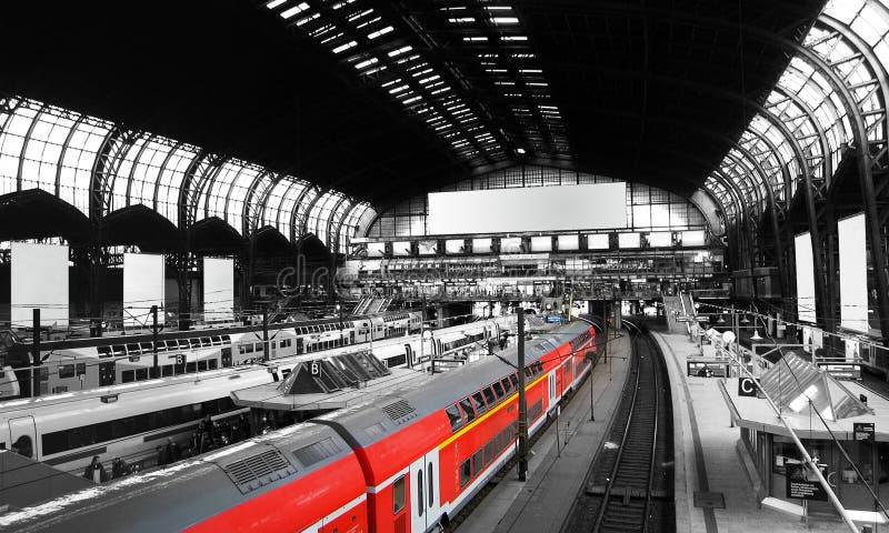 Download Railway station stock photo. Image of traffic, europe - 5622640