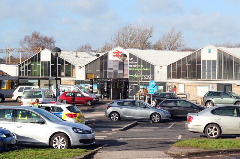 Download Railway Station, Northampton, UK. Editorial Photography - Image: 28984612