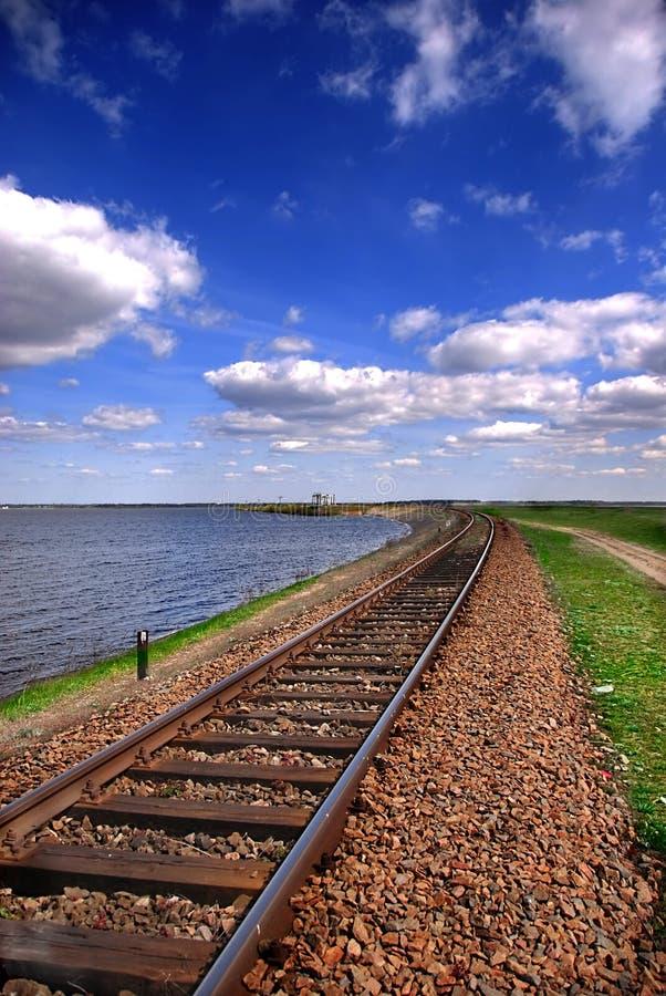 Free Railway Track Stock Photo - 2409340
