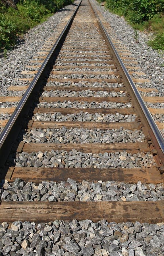 Free Railway Track Royalty Free Stock Image - 3021316