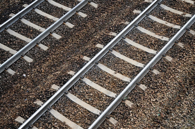 Download Railway tracks stock photo. Image of track, public, railroad - 29024938