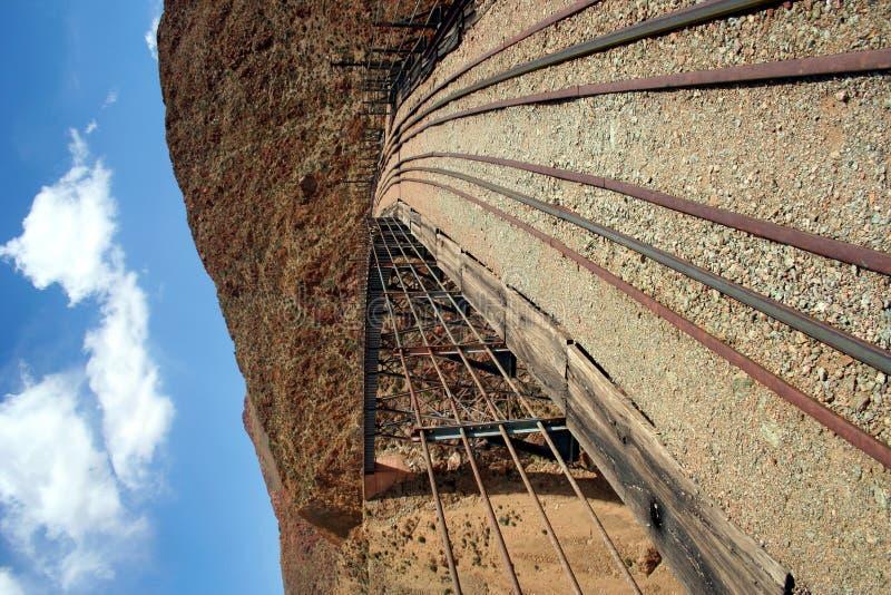 Download Railway Tracks stock image. Image of rail, mountain, railroad - 765113