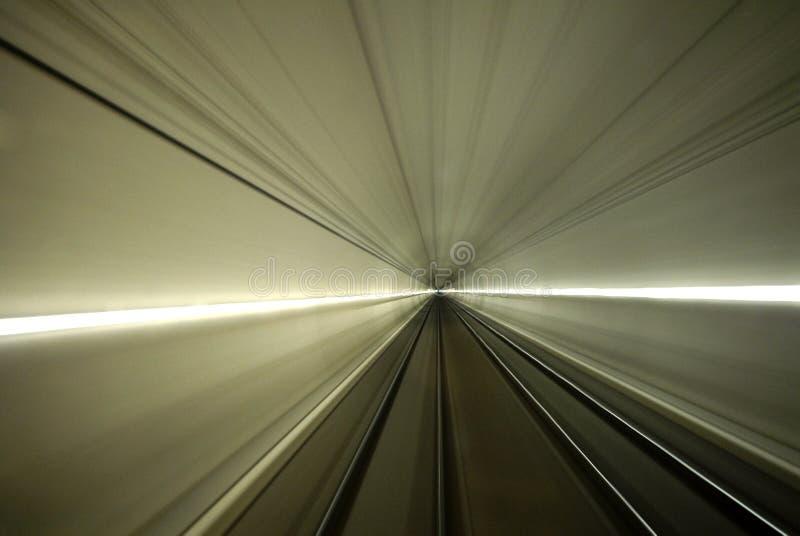 Railway tunnel royalty free stock photo