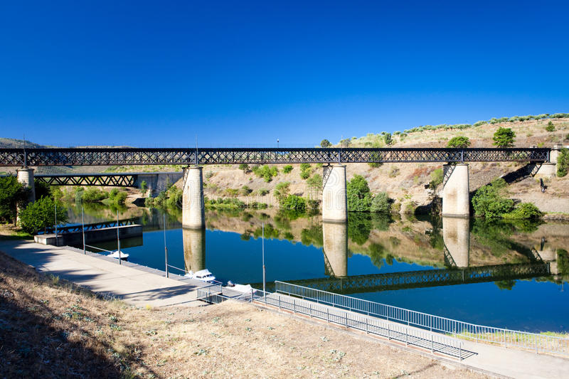 Download Railway viaduct stock photo. Image of portugal, salamanca - 11837708