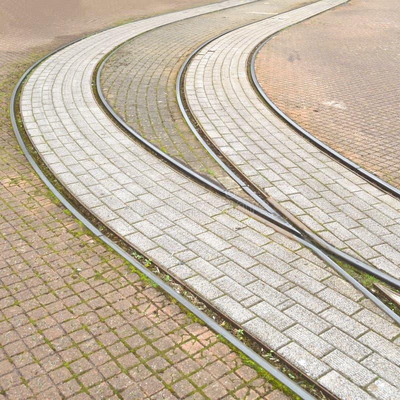 railways стоковое фото