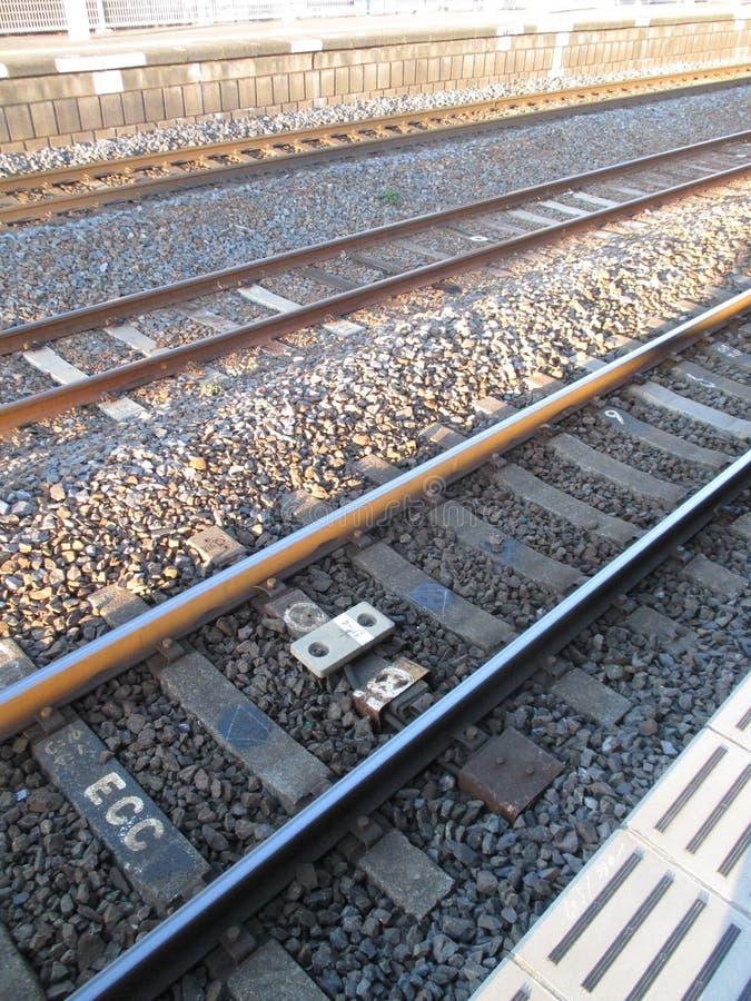 railways стоковые фотографии rf