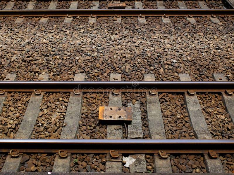Railways stock image
