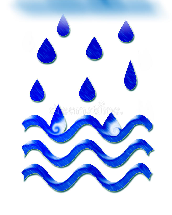 Download Rain Royalty Free Stock Images - Image: 12555099