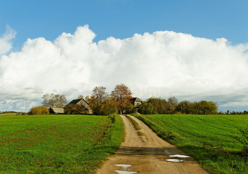 Download After Rain. Royalty Free Stock Photo - Image: 25221325