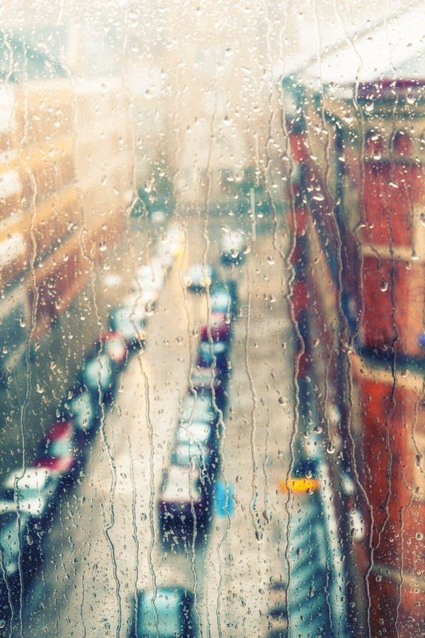 Rain01 stock afbeeldingen