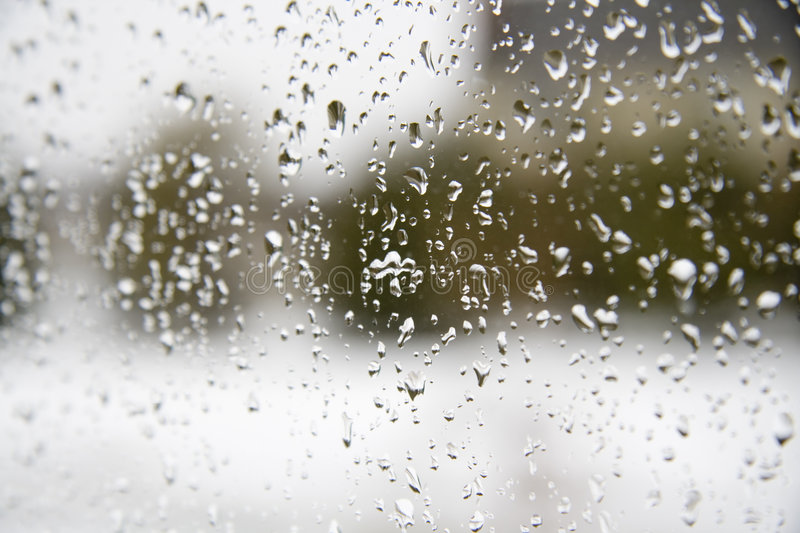 Download Rain stock image. Image of reflection, cool, background - 4205549