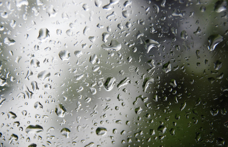 Rain royalty free stock images