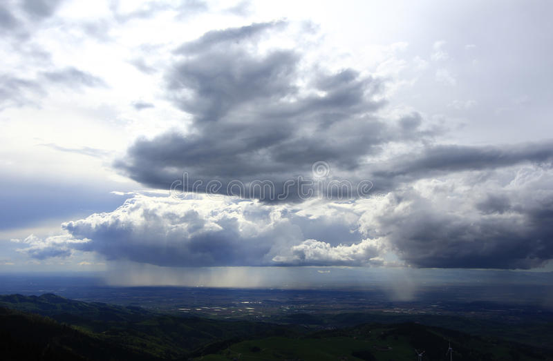 Download Rain Cloud Royalty Free Stock Photography - Image: 32275447