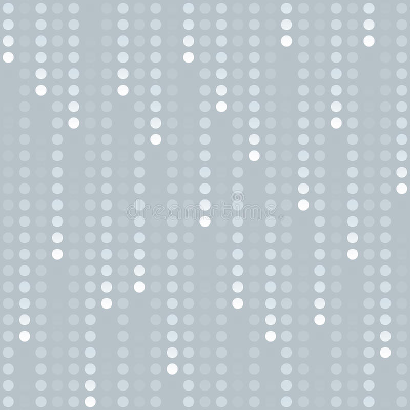 Rain Of Dots Stock Images