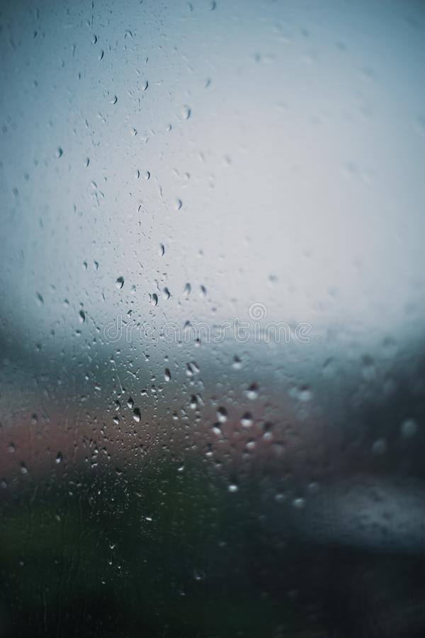 Rain Drops On Glass Free Public Domain Cc0 Image