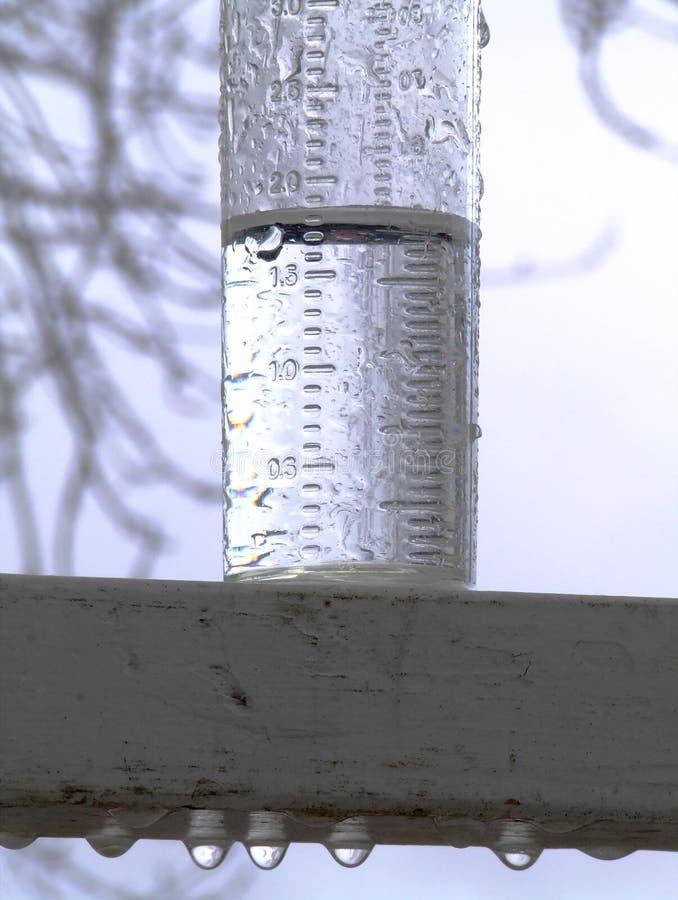 Free Rain Gauge Royalty Free Stock Image - 5657396
