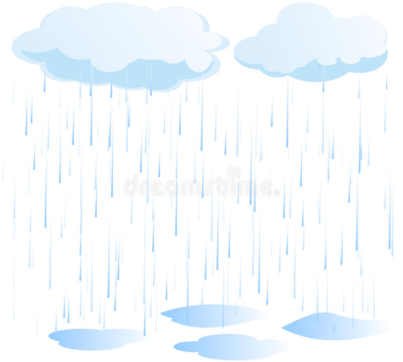 Download Rain Vector Royalty Free Stock Image - Image: 32879886