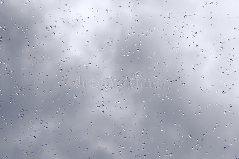 Rain weather background royalty free stock photos