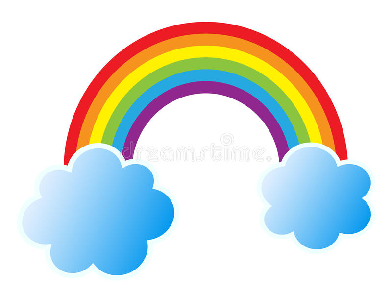 Download Rainbow Royalty Free Stock Photos - Image: 18200768