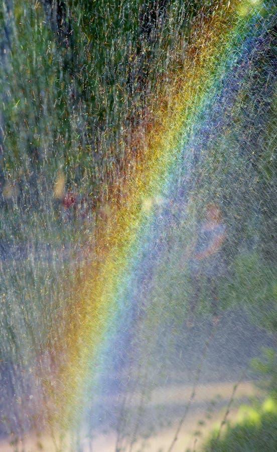 Download Rainbow stock image. Image of rainbow, setting, small - 19686233