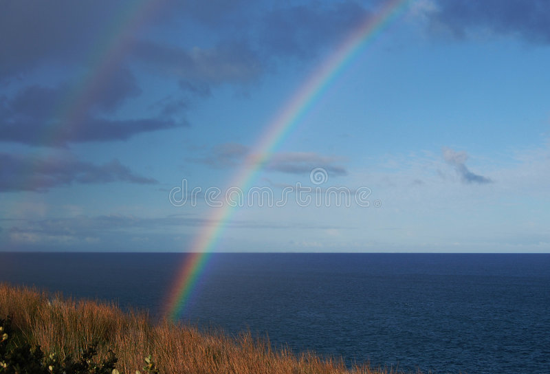 Download Rainbow stock image. Image of light, shore, weather, colour - 3586385