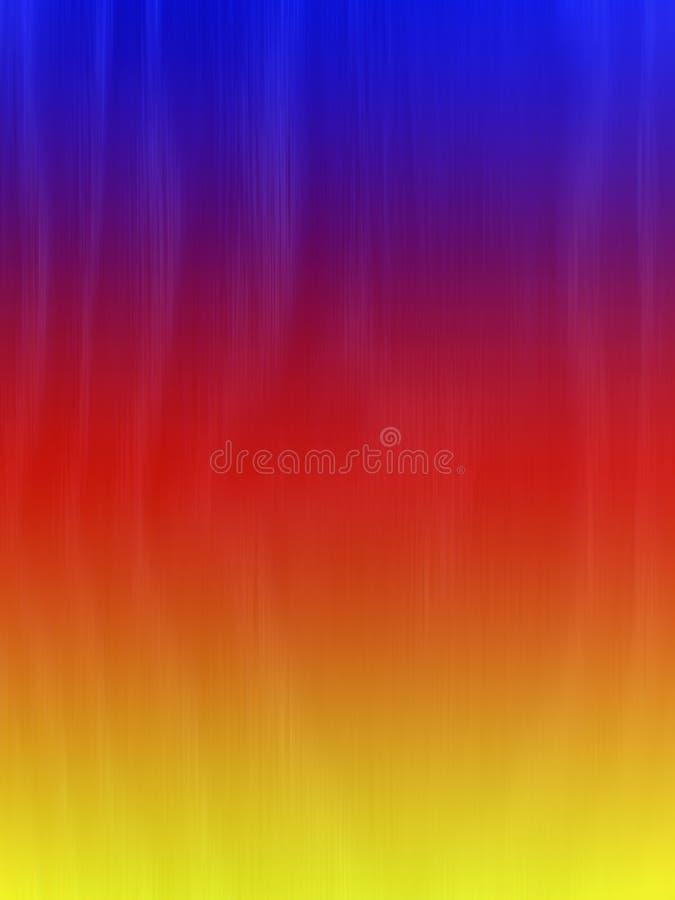 Download Rainbow stock illustration. Illustration of blend, blur - 733793