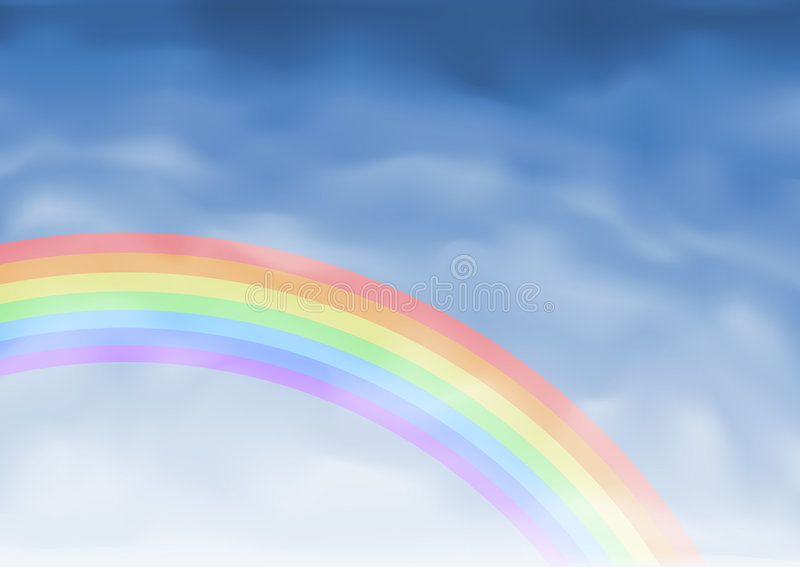 Download Rainbow Stock Photos - Image: 9354373