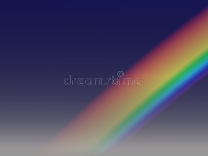 Rainbow background [3] vector illustration