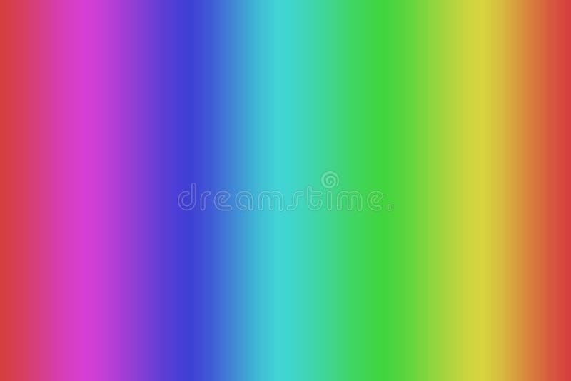 Rainbow Background. Solid Rainbow Background