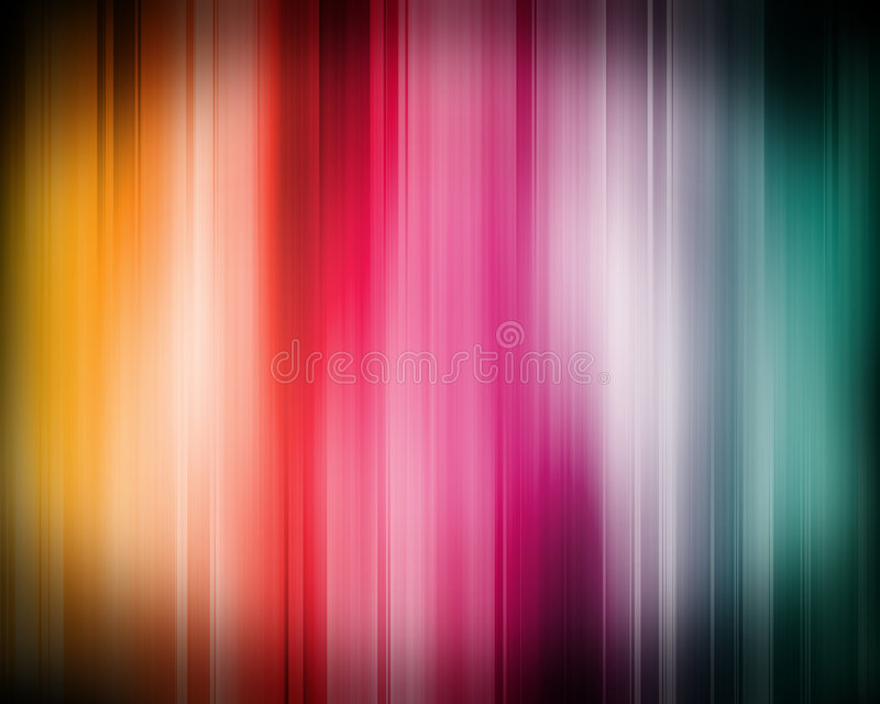 Rainbow Blur. High-tech rainbow blur makes a good background image vector illustration