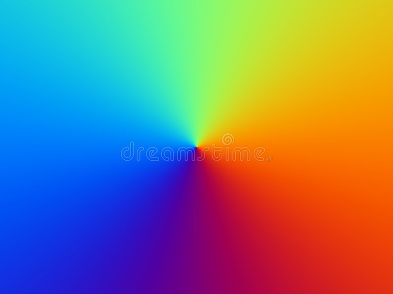 Download Rainbow colors background stock illustration. Illustration of wallpaper - 3558163