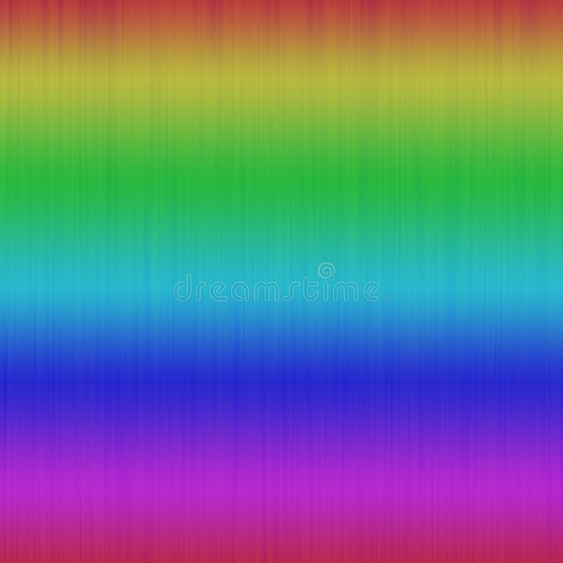 Rainbow Colors Background royalty free illustration