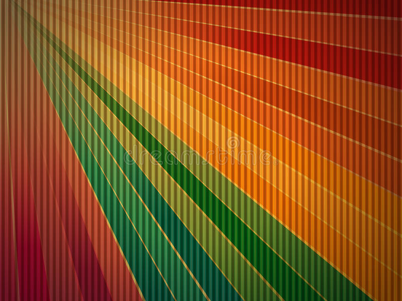 Download Rainbow Corrugated Cardboard Background Stock Vector - Image: 26520611