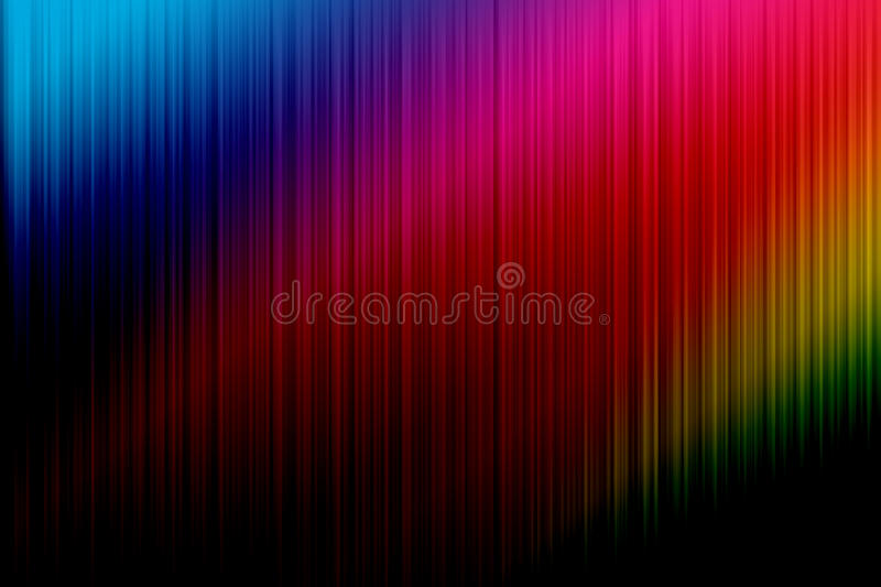 Rainbow Disco Stock Photos