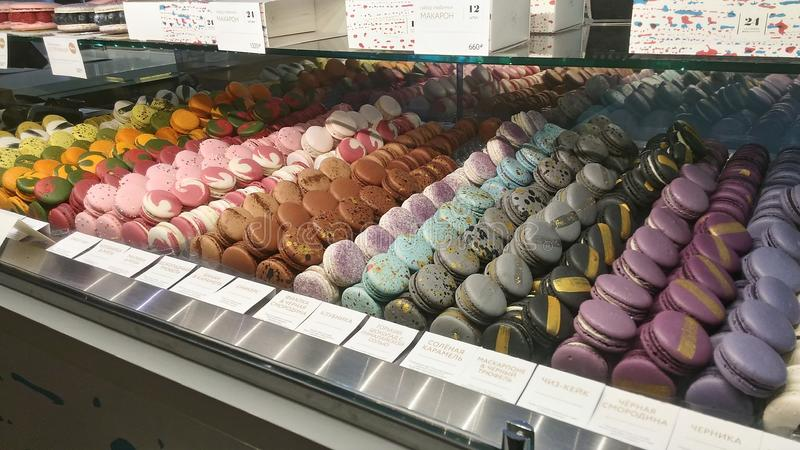 Rainbow dolce immagine stock