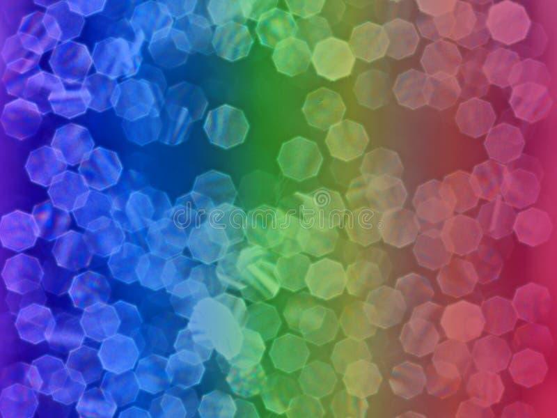 Download Rainbow Glitter stock image. Image of round, orange, pink - 26007681