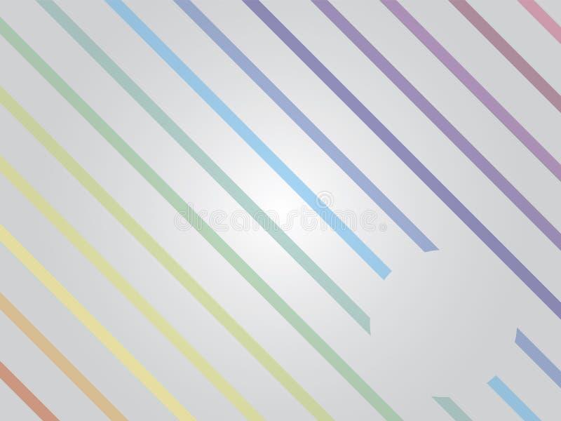 Download Rainbow lines stock vector. Illustration of illustration - 14139160