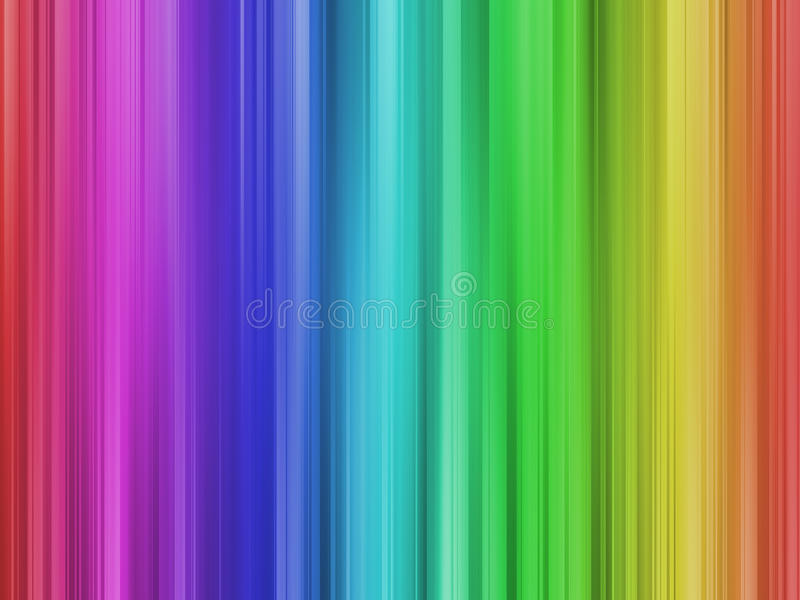 Download Rainbow lines stock illustration. Image of curving, cold - 22790808