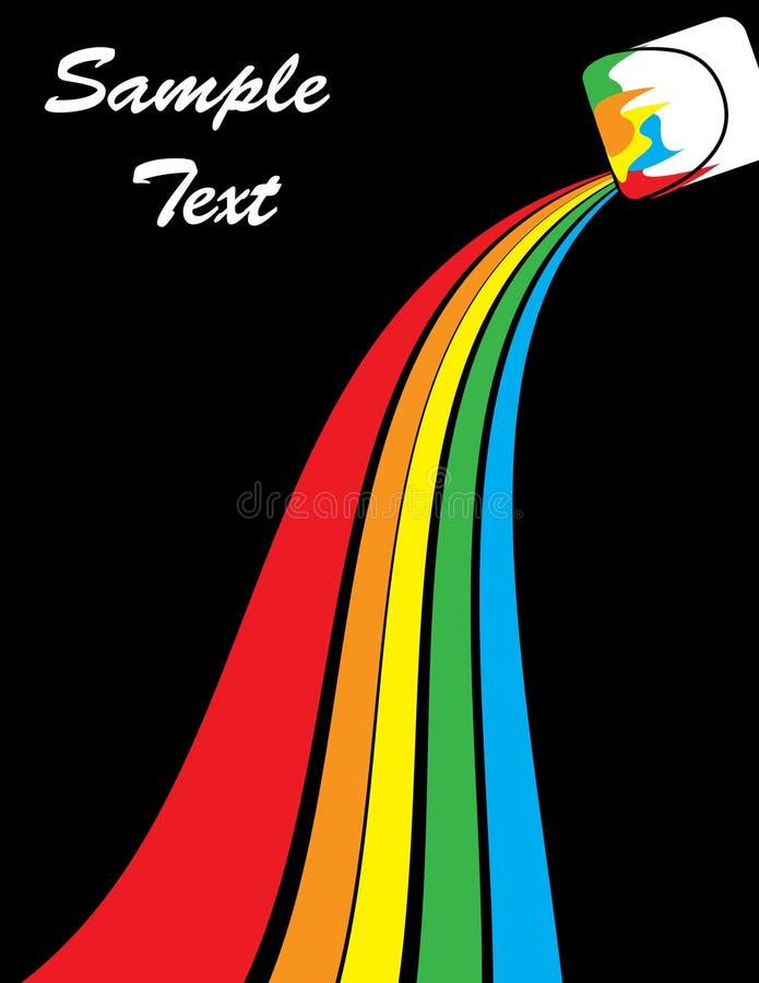 Free Rainbow Paint Stock Photos - 13204963
