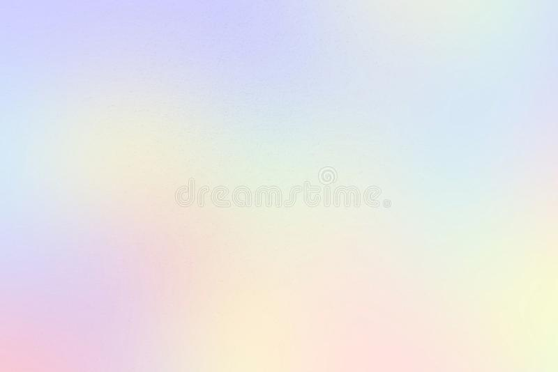 Rainbow Pastel gradient wallpaper background with Pastel Yellow, Maximum Blue Purple, Pale Cyan, Tulip, Melon, Magic Mint colors, stock photos