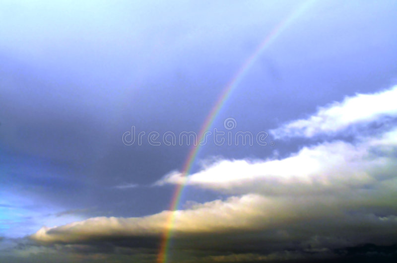Download Rainbow Sky stock image. Image of sunrise, background, rain - 31563