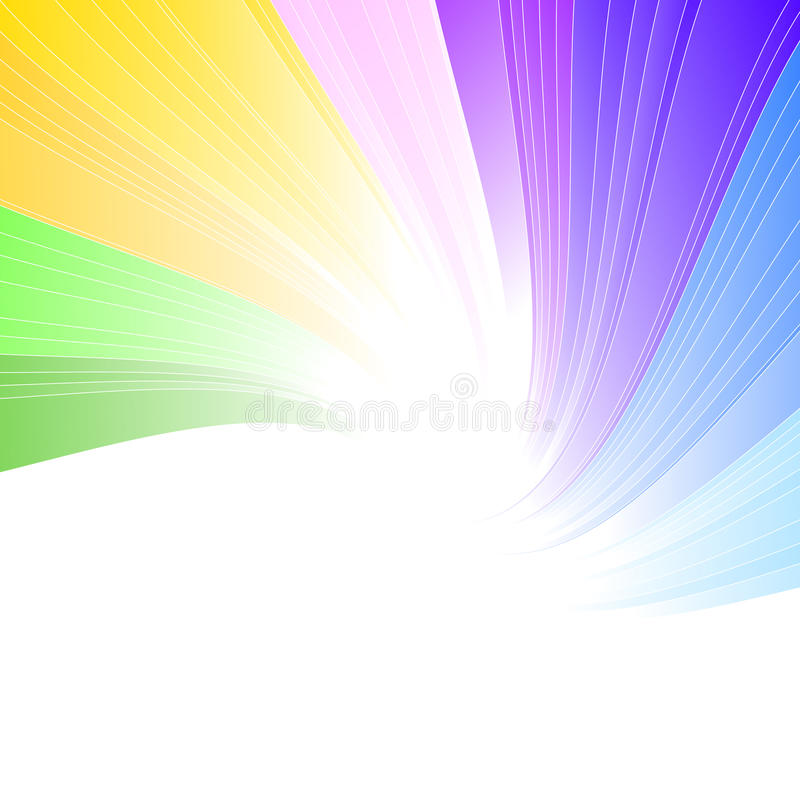 Download Rainbow Spectrum Background Royalty Free Stock Photos - Image: 30991728
