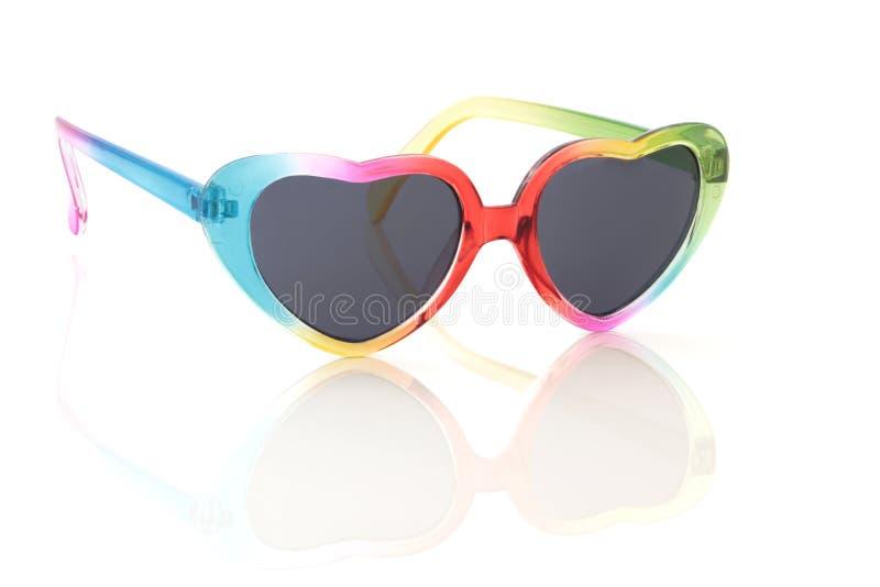 Download Rainbow Sunglasses Royalty Free Stock Image - Image: 16690056