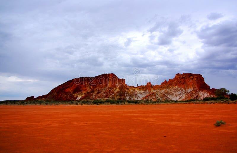 Rainbow Valley Landscape stock photos