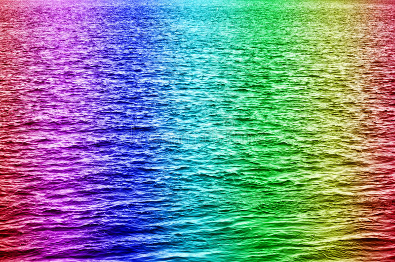 Download Rainbow water stock image. Image of horizontal, beautiful - 14095867