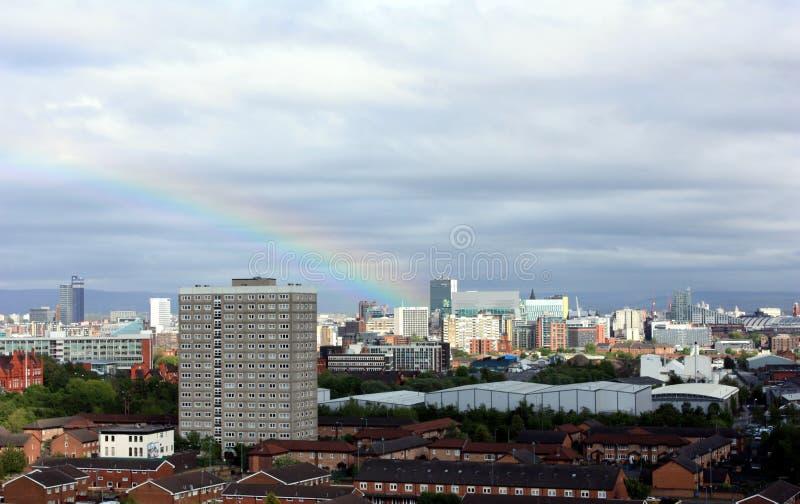 Rainbowview stock image