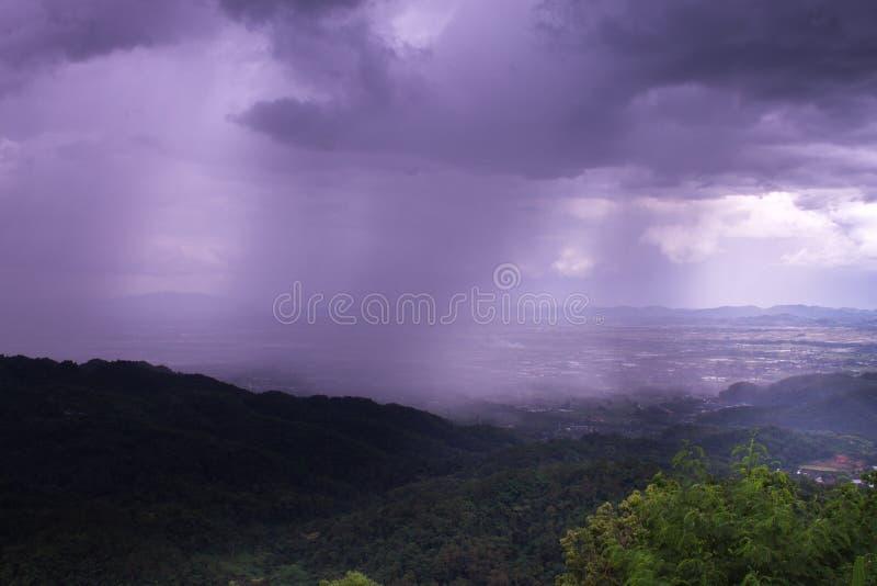 raincloud images libres de droits