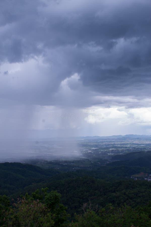 raincloud 库存图片