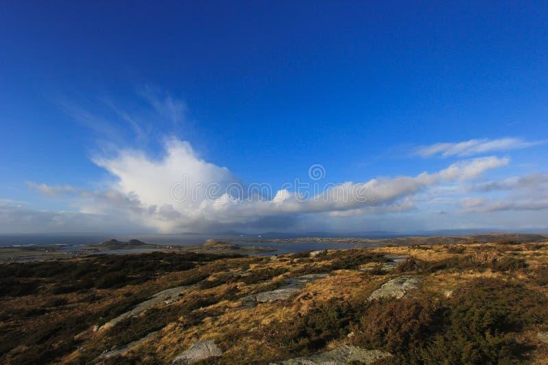 Download Rainclouds stock photo. Image of raincloud, fjord, stavanger - 23670228