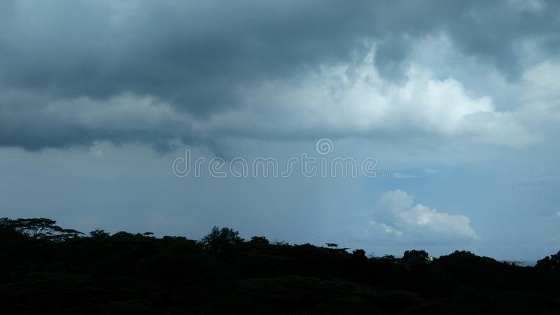 Rainclouds2 photographie stock